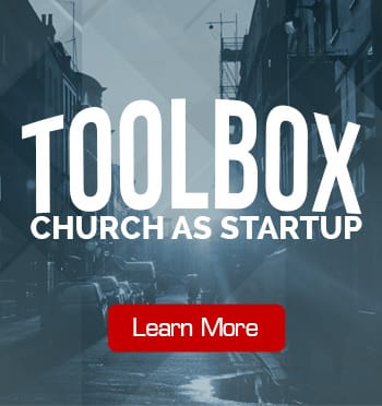toolbox church as a startup