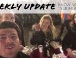 Knowing Our Neighbours? Weekly Update
